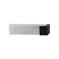 GPF0738.09 RVS deurstopper 85x20mm