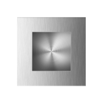 GPF0714.09 RVS schuifdeurkom vierkant