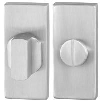 GPF0903.01 toiletgarnituur 70x32mm stift 8mm RVS geborsteld