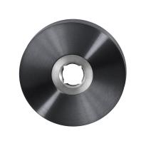 GPF1100.00P1 rozet 50x8mm PVD antraciet