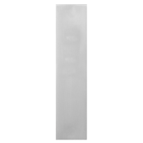 GPF1200.15 kortschild rechthoekig RVS geborsteld