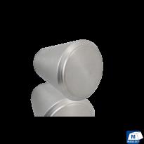 GPF5545 RVS meubelknop rond