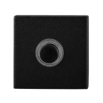 GPF8826.02 zwart beldrukker vierkant