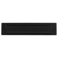 GPF8830.61 zwart briefp. 340x77mm/ klep