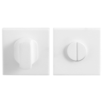 GPF8910.42 toiletgarnituur 50x50x8mm stift 8mm wit
