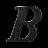 Landelijke huisnummer letter 'B', 152 mm
