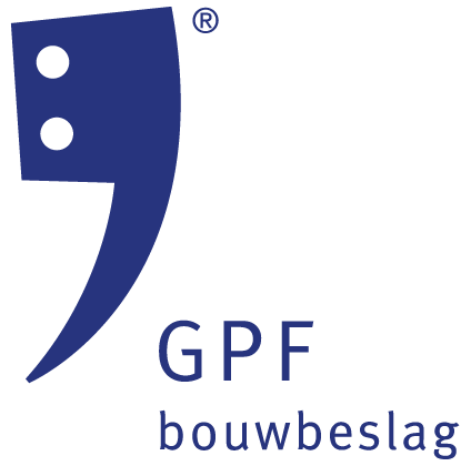 GPF Bouwbeslag logo