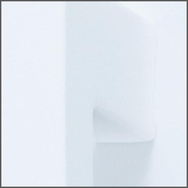 GPF raambeslag in wit