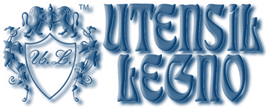 Utensil Legno Logo