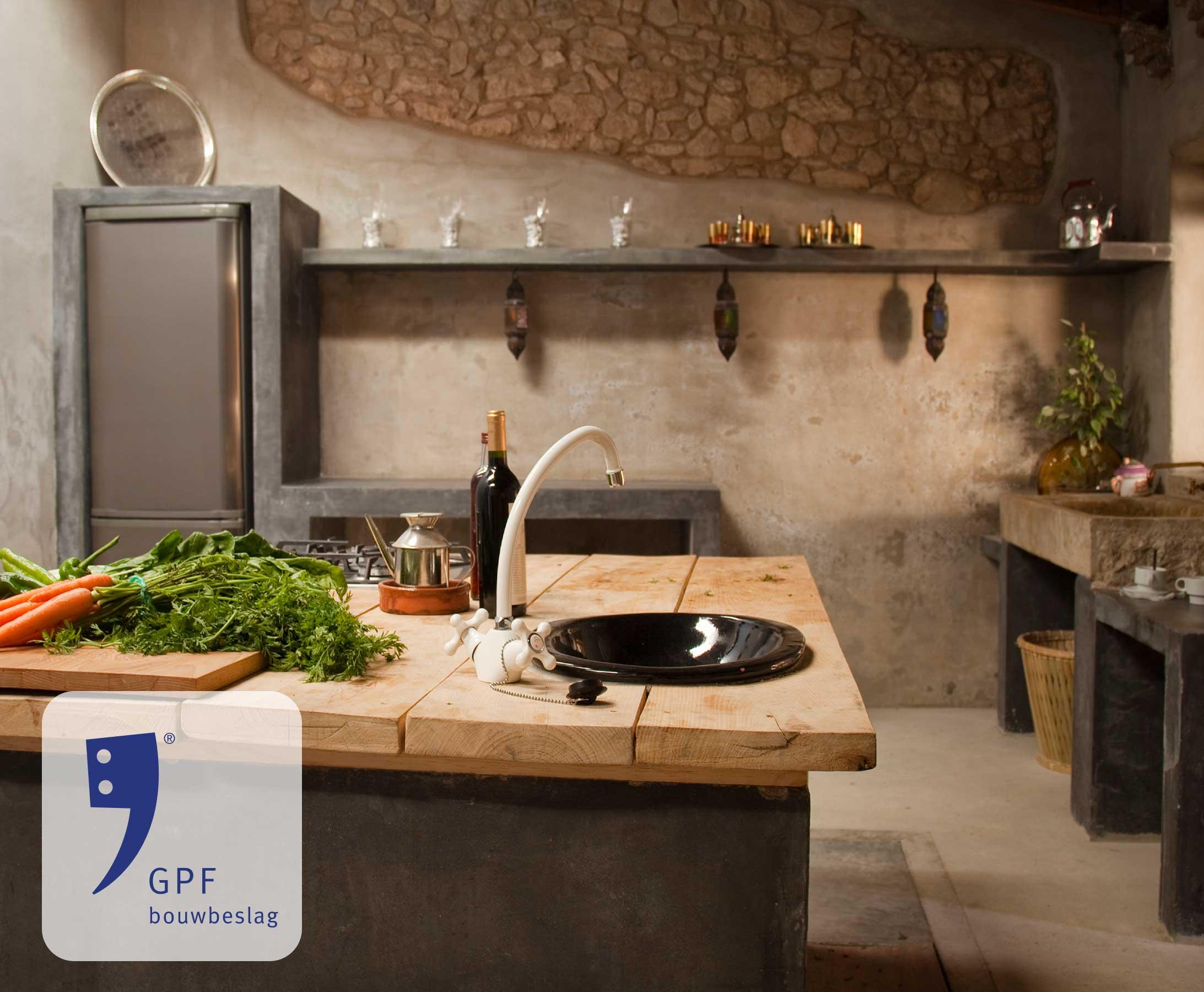 Sfeerafbeelding karakterstieke keuken